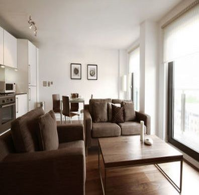 Mosaic Serviced Apartments Dinning Room